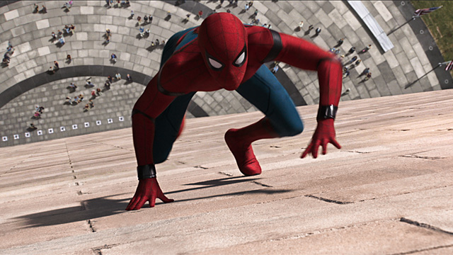 New Footage from Spider-Man: Homecoming Showcased at MTV Movie & TV Awards