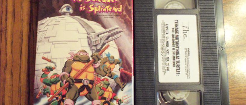 The Technodrome Tales #5: 'Shredder and Splintered'