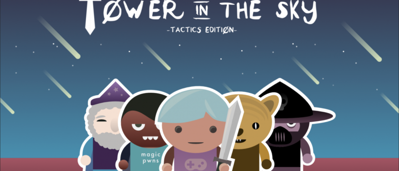 Tower in the Sky: Tactics Edition REVIEW