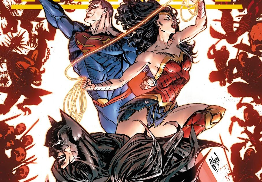 Trinity Annual #1 Review