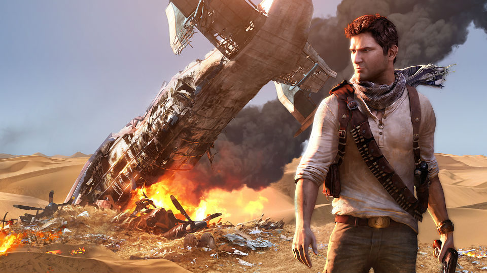 Tom Holland cast as Nathan Drake in Sony's Uncharted