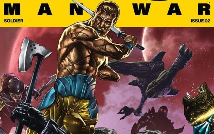 X-O Manowar #2 Review