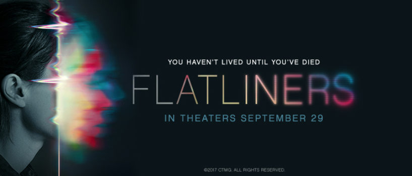 Check out Ellen Page and Diego Luna in the Trailer for Flatliners