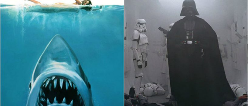 Icons of Cinema Showdown 1970's Final: Jaws Vs. Vader