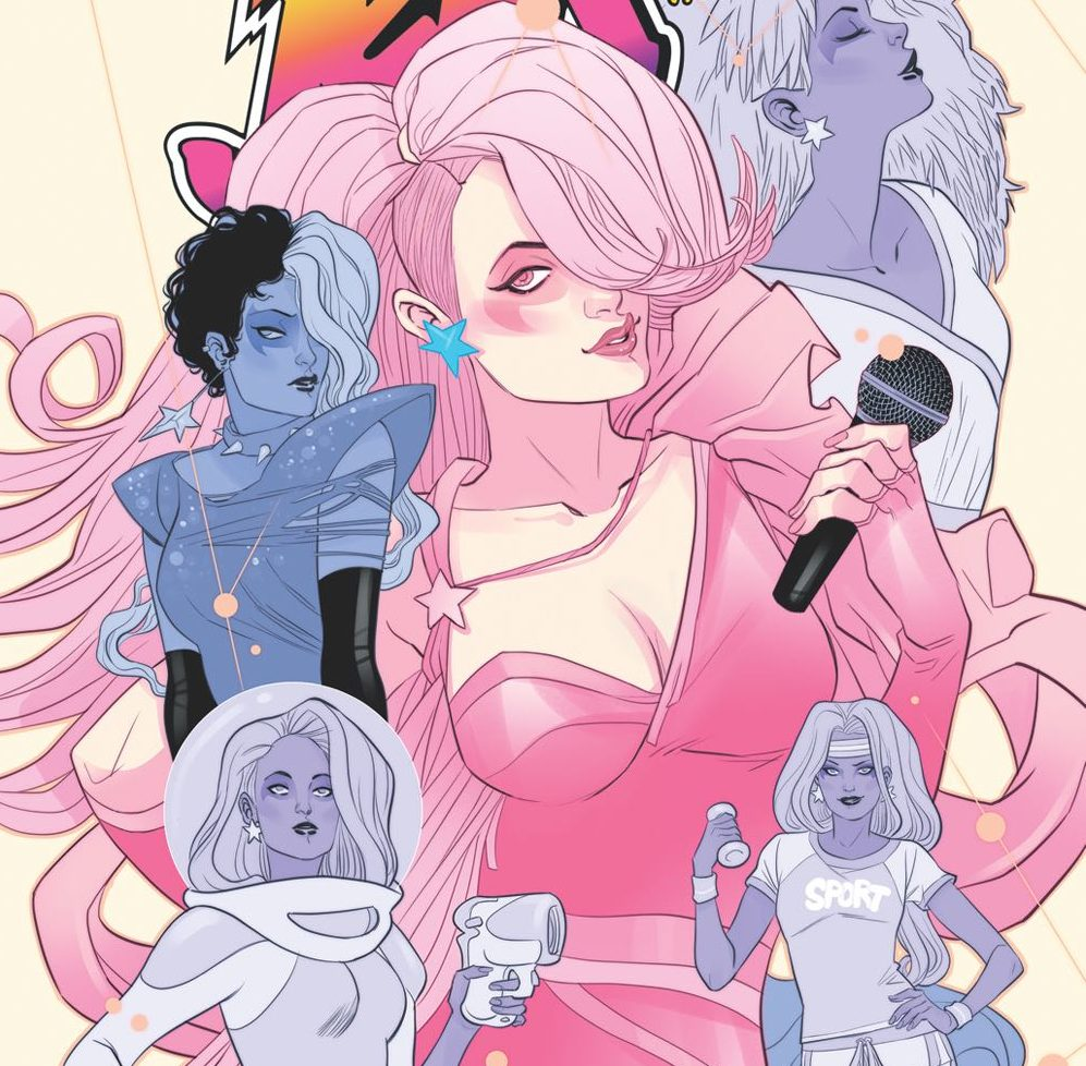 Jem and the Holograms: Infinite Part 1 REVIEW