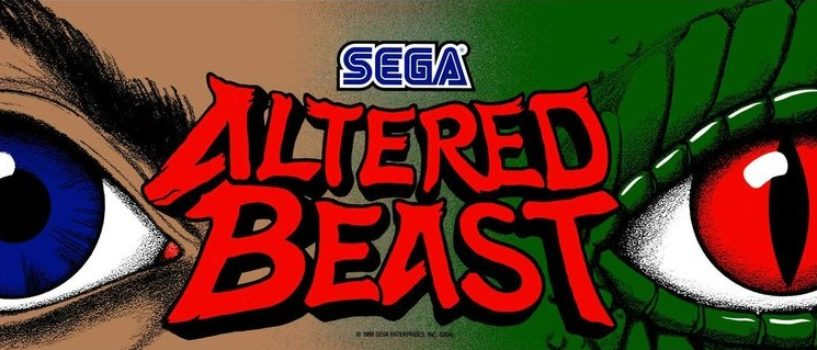 Vinyl Release Announced for Altered Beast