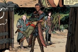 Dragon Age: Knight Errant #2 Review