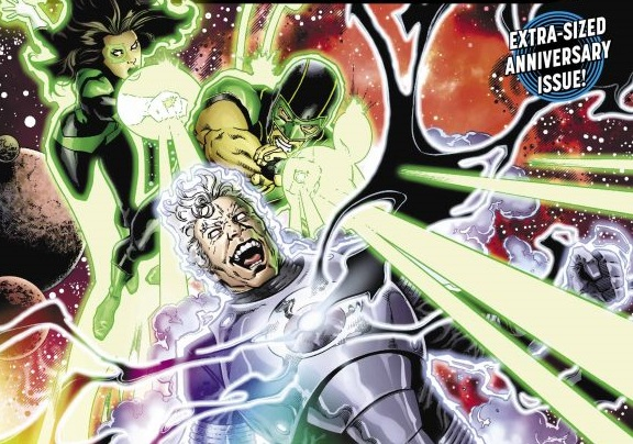 Green Lanterns #25 Review