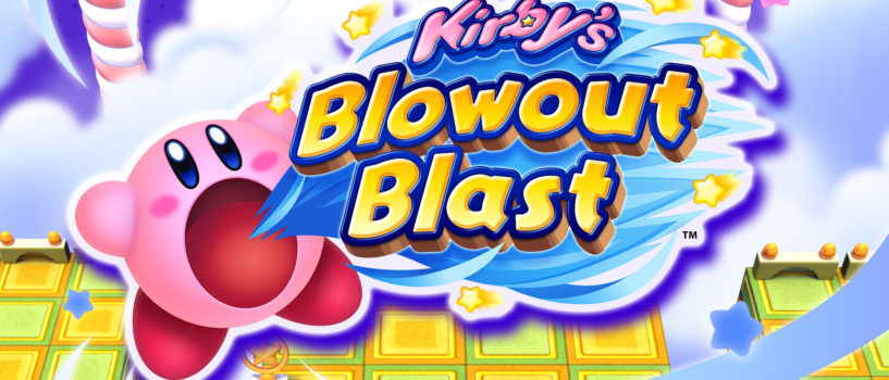 Kirby's Blowout Blast is Coming to a 3DS Near You