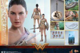 Hot Toys Reveals New Wonder Woman Figure