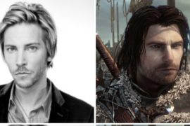 Troy Baker To Reprise Role in Middle-Earth: Shadow of War
