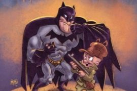 Batman Elmer Fudd Special #1 Review
