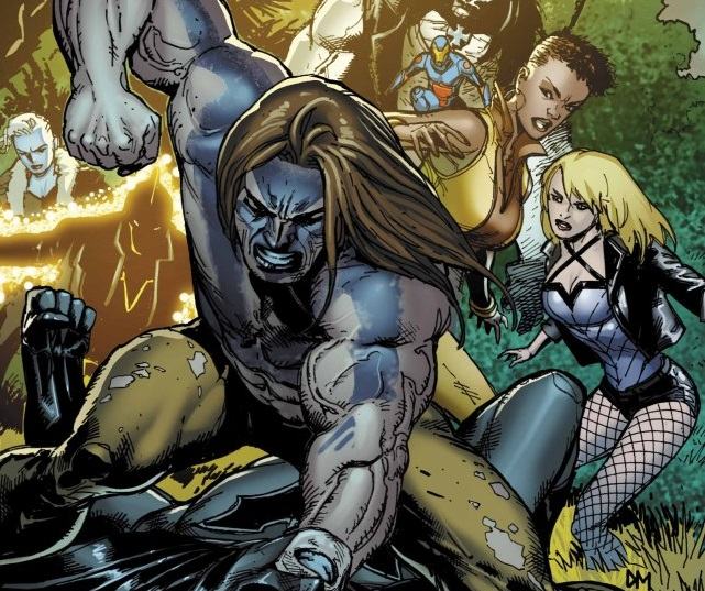 Justice League of America #9 Review
