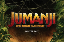 Jumanji: Welcome to the Jungle Drops its First Trailer