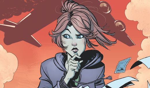 The X-Files: Origins Dog Days of Summer #1 REVIEW