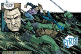 Teenage Mutant Ninja Turtles #70 Review