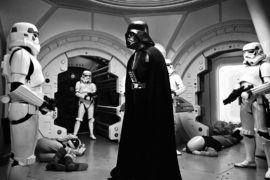 Icons of Cinema Showdown 1970's Round #2 Winner: Darth Vader