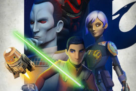 Experience Star Wars Rebels: Complete Season Three on Blu-Ray/DVD This Fall