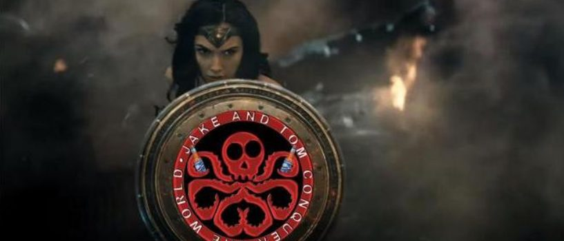 """Jake and Tom Conquer The World #52: Wonder Woman – A """"Before and After"""" Review"""