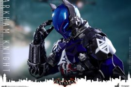 Check It Out: Hot Toys Arkham Knight