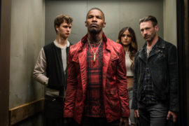 Edgar Wright's Adrenaline Fueled Baby Driver Is Coming Soon