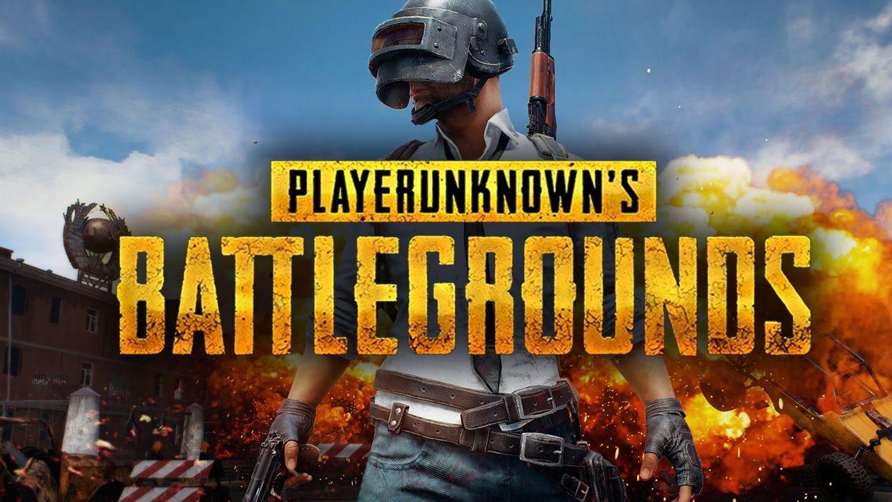 Battle Royal with PlayerUnknown's Battlegrounds (PUBG)