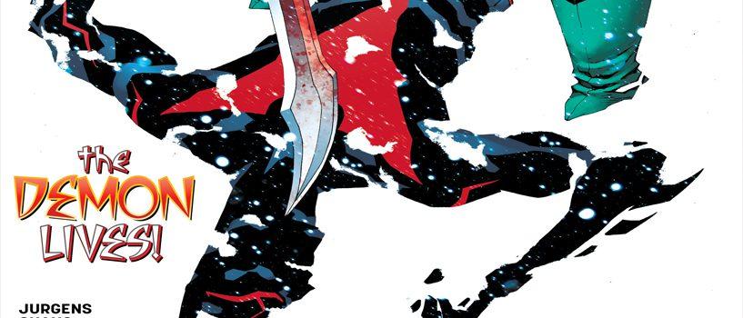 Batman Beyond #9 Review