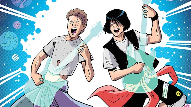 Bill & Ted Save the Universe #1 REVIEW