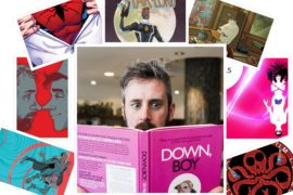 Episode 51: Crying on the Dance Floor – The Chip Zdarsky Interview