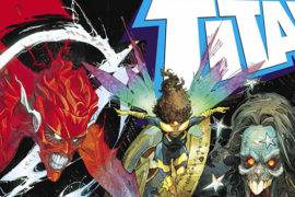 Titans #12 Exclusive Preview