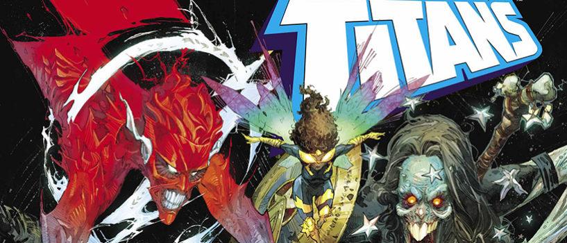 Titans #12 Exclusive Preview