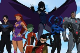 Teen Titans Series to Start Filming This Fall