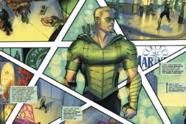 Green Arrow #24 Review