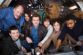 First Trailer for Solo: A Star Wars Story to Air Monday on GMA