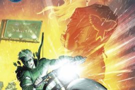 Green Arrow #25 Review