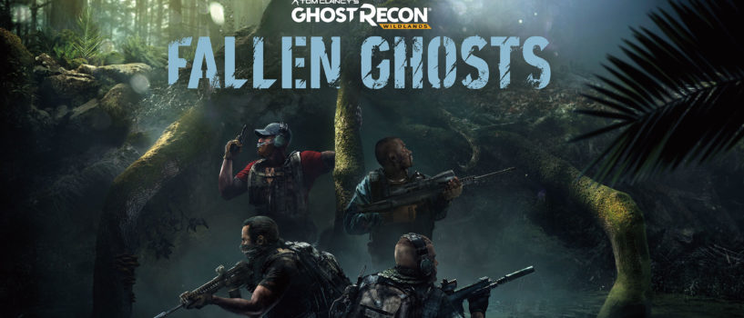 Ghost Recon: Fallen Ghost DLC Father's Day stream (PC)