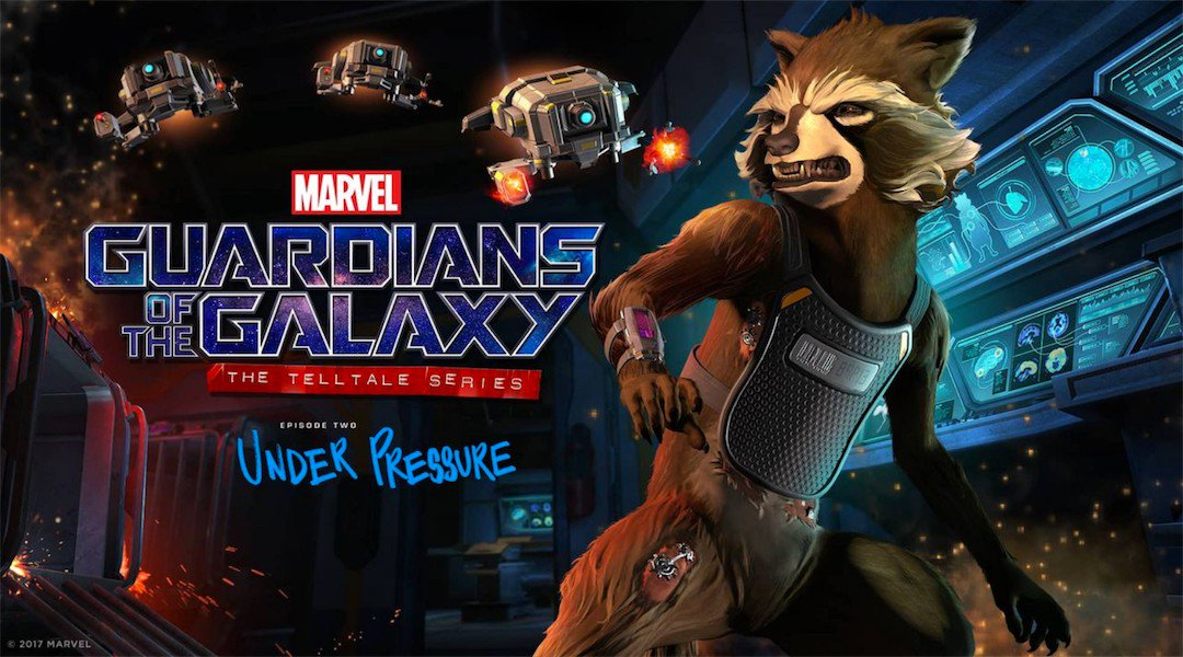 Guardians of the Galaxy: The Telltale Series Episode Two Reveal Trailer