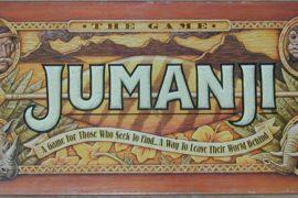 Rapid Reflections: Jumanji Trailer
