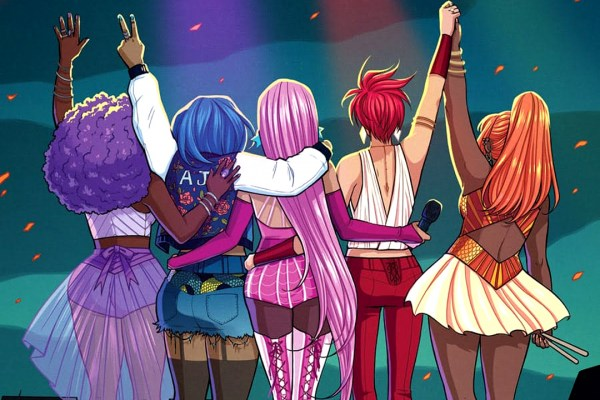 Jem and the Holograms #26 REVIEW