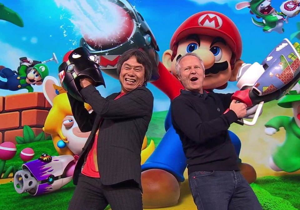 Ubisoft Officially Debuts Mario + Rabbids Kingdom Battle At E3
