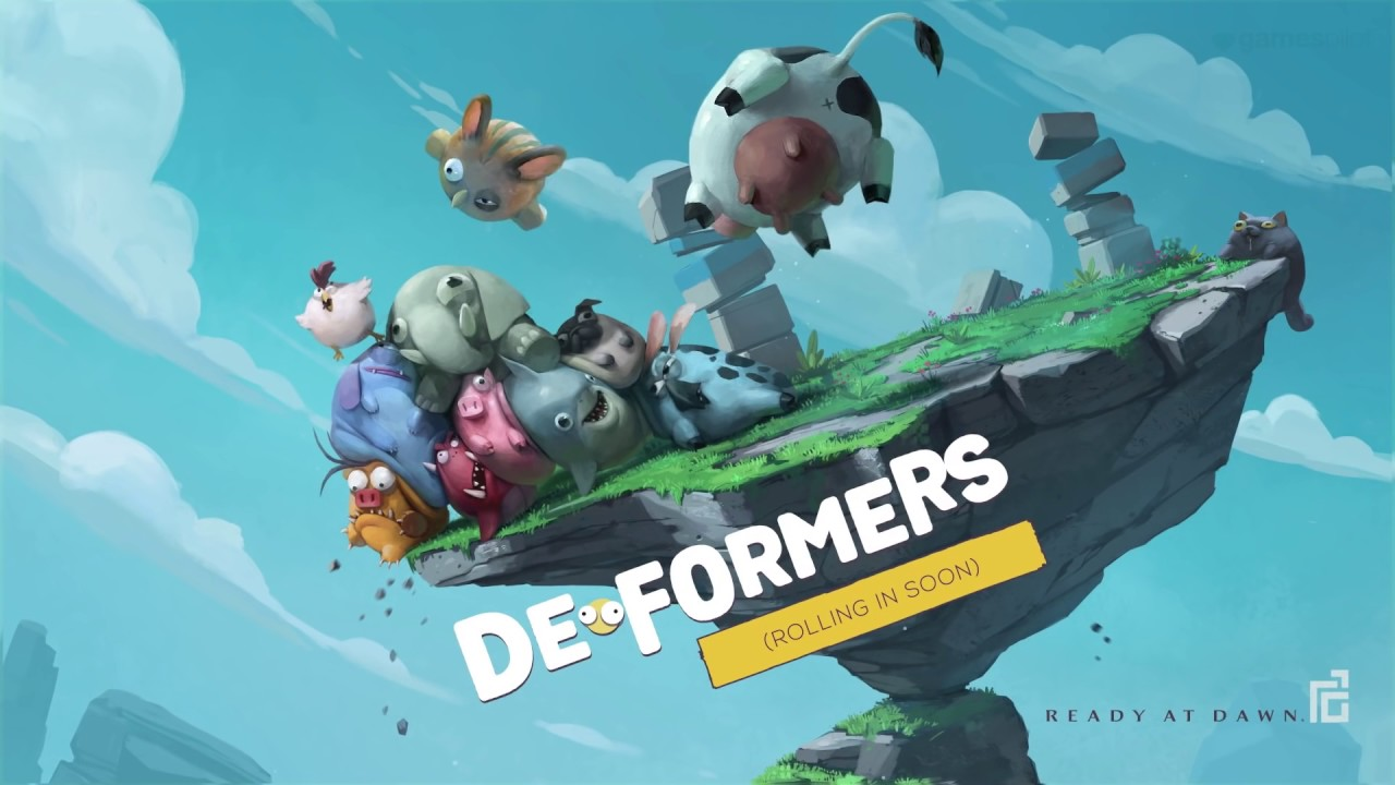 Deformers – Review (PS4)