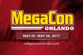 MegaCon Orlandon 2017 REVIEW