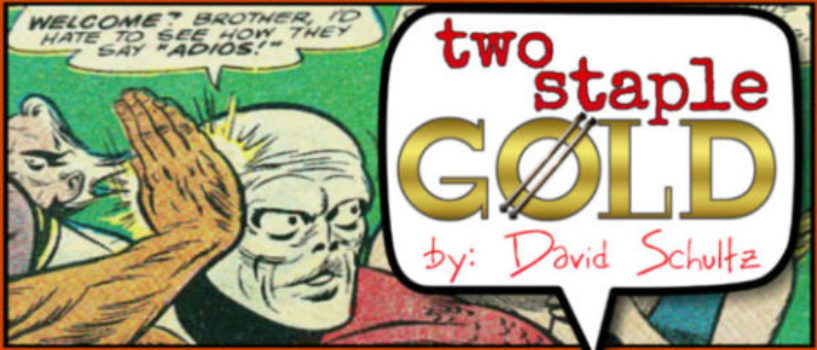 Two Staple Gold: Metamorpho #4