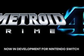 According to Nintendo of America, Metroid Prime 4 is a 2018 title