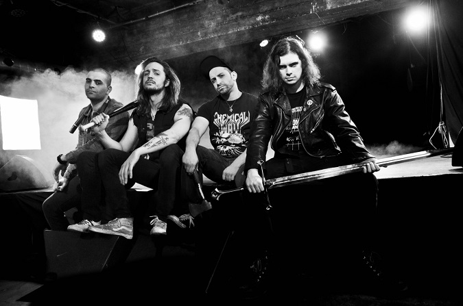 """Montreal Thrashers MUTANK Unleash New Mosher """"W.H.A.T.S.T.H.A.T."""" via Boonsdale Records"""