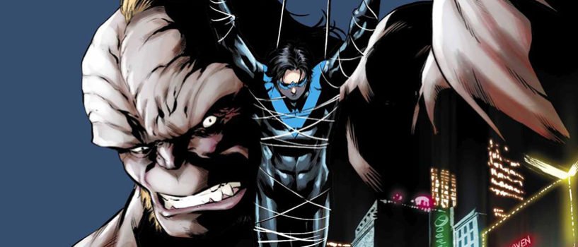 Nightwing #23 Exclusive Preview