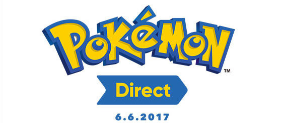 Pokémon Direct announced for tomorrow, June 6