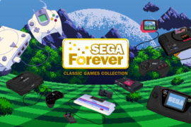 Sega Forever will bring more retro titles to smartphones