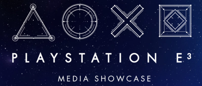 Sony E3 2017 Media Showcase Recap