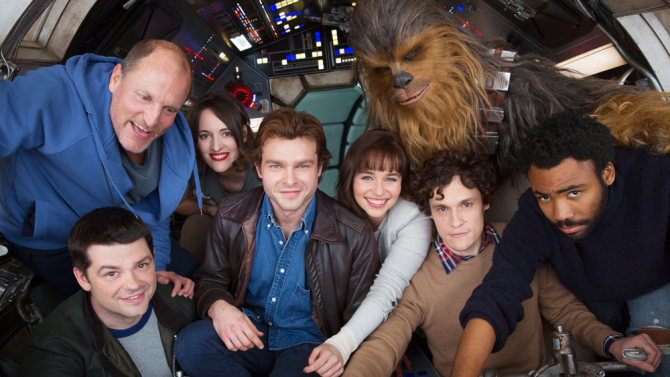Han Solo Directors Depart Project Over 'Creative Differences'